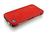 Element Case Chroma in Red - Back, Slot