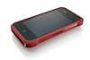 Element Case Chroma in Red - Front, Slot