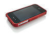 Element Case Chroma in Red - Front, Buttons